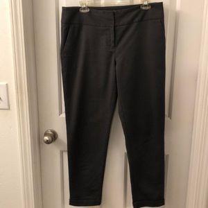 🌺3/$20Worthington Grey slim fit slacks Career